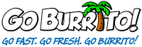 Go Burrito Logo with Tagline (200x66)